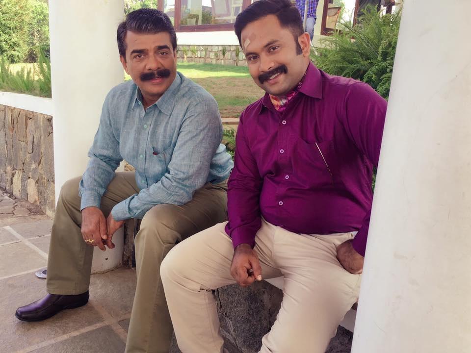 Shajahanum pareekuttiyum movie stills