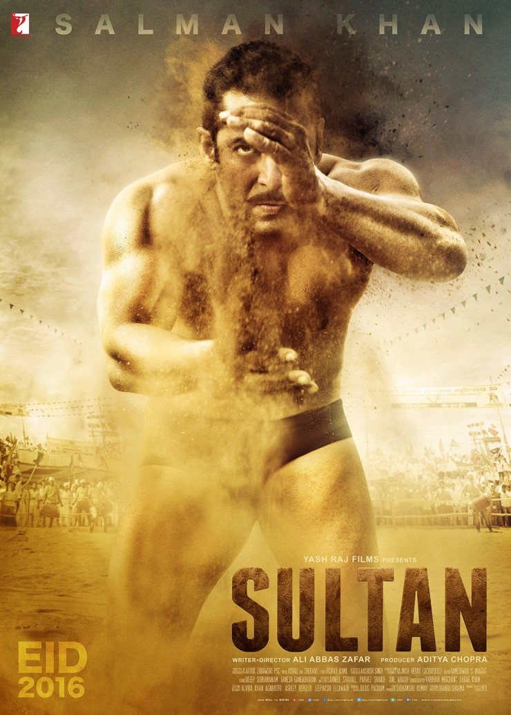 Sultan movie new poster