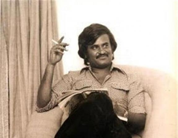 Superstar rajinikanth rare old pictures