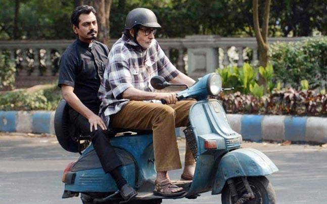 Te3n movie amitabh bachchan stills