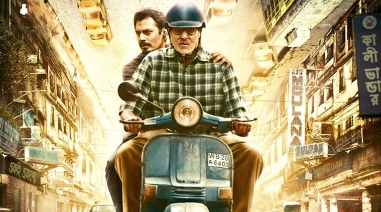 Te3n movie amitabhbachchan and nawazuddin siddiqui photos