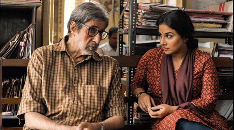 Te3n movie amitabhbachchan viyabalan photos