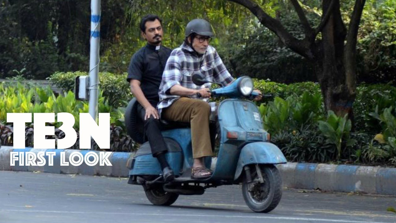 Te3n movie first look poster