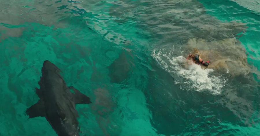 The shallows movie photos