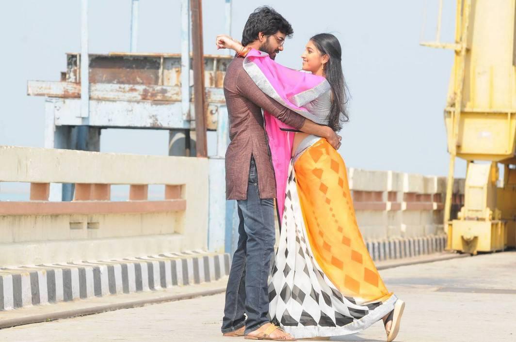 Ardhanari movie mouryaani arjun yajath stills