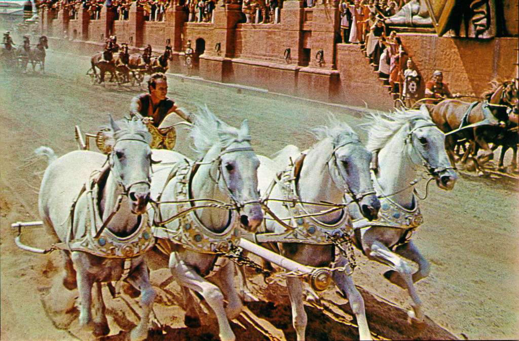 Ben hur hollywood film pictures