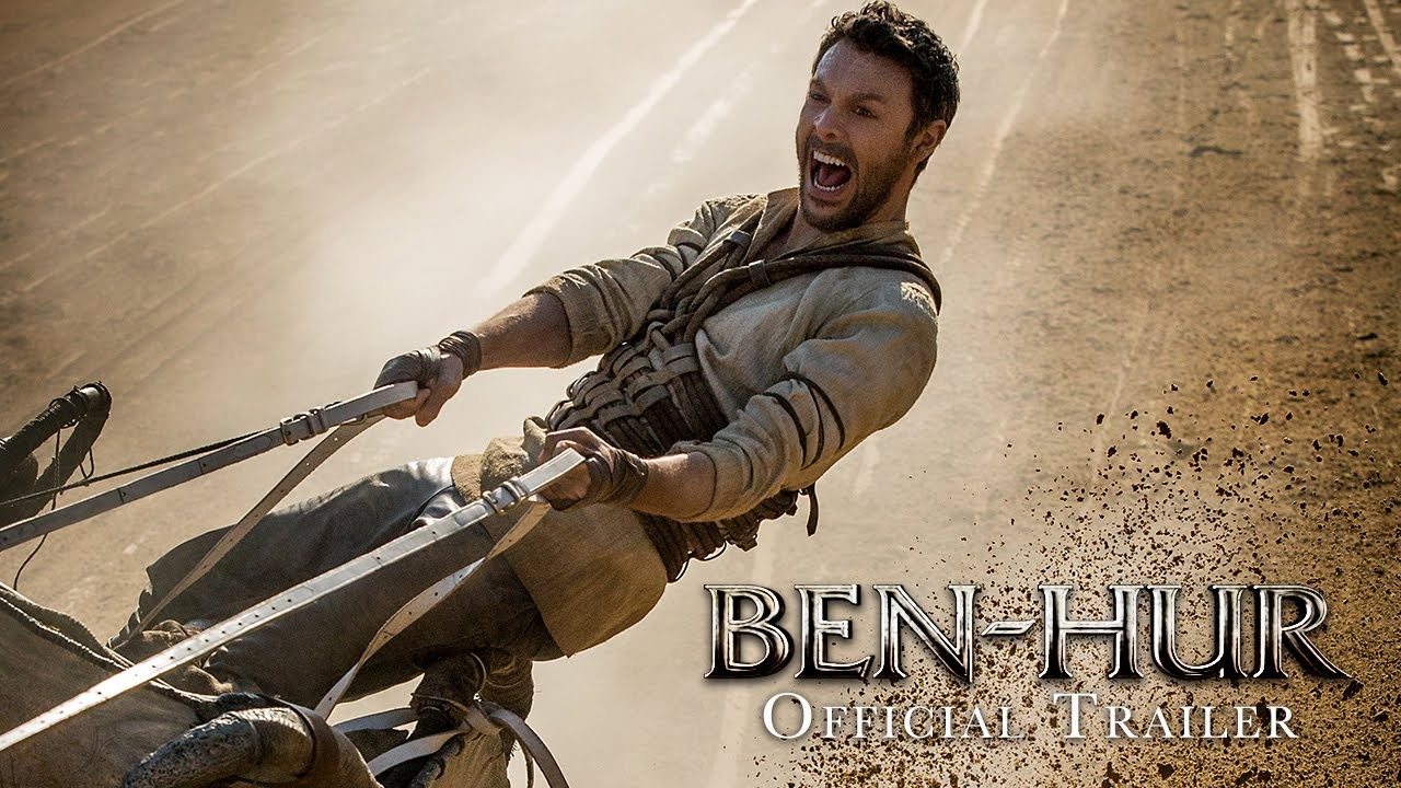 Ben hur hollywood film poster