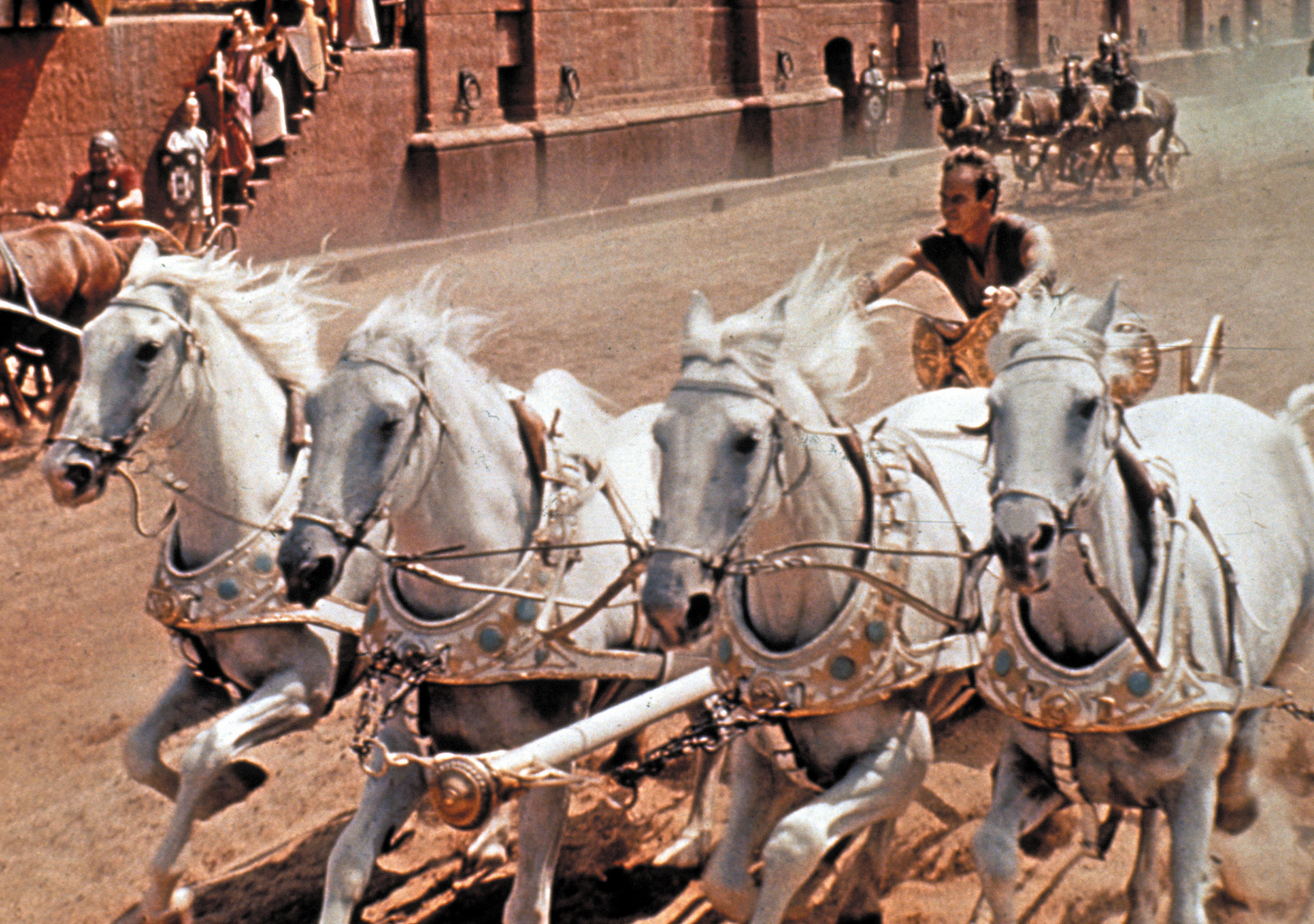 Ben hur hollywood movie wallpaper