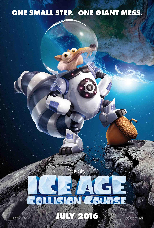 Ice age collision course hollywood movie photos