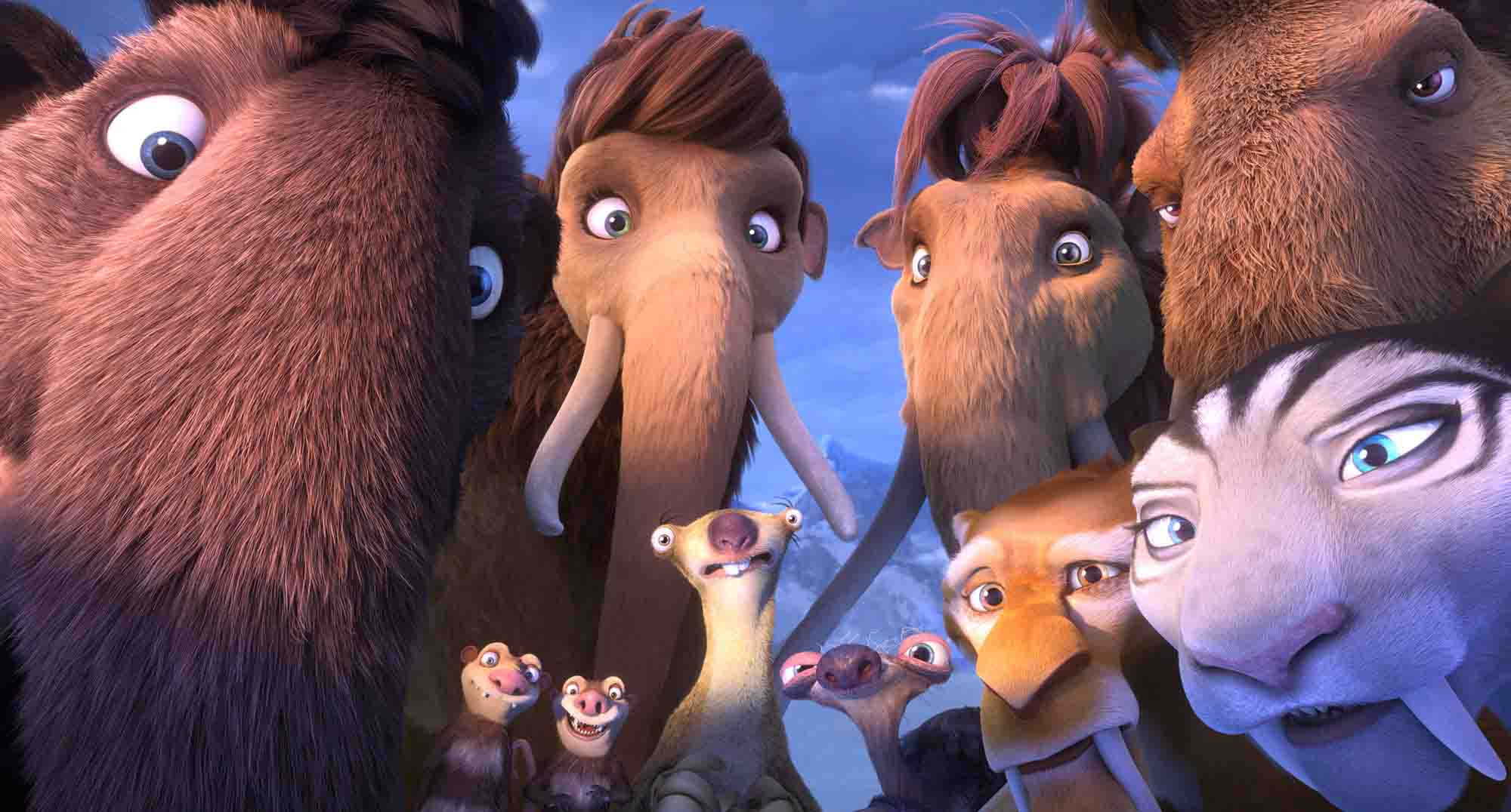 Ice age collision course movie pictures