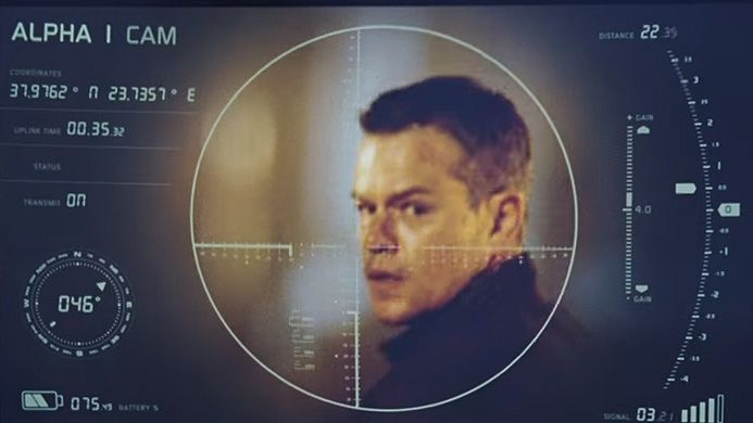 Jason bourne movie pictures