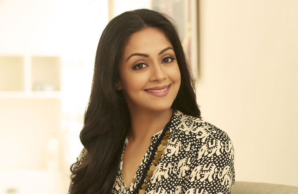 Jyothika suriya cute face stills