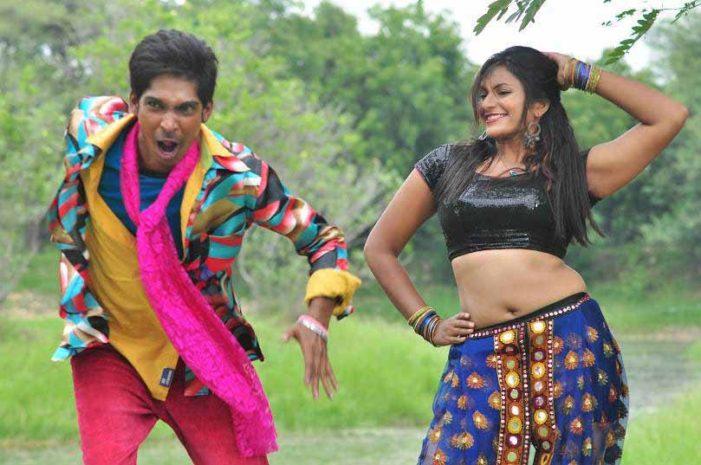 Panileni puliraju movie hero dhanraj heroine swetha verma
