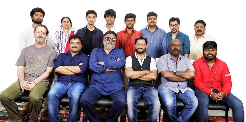 Remo movie team photos