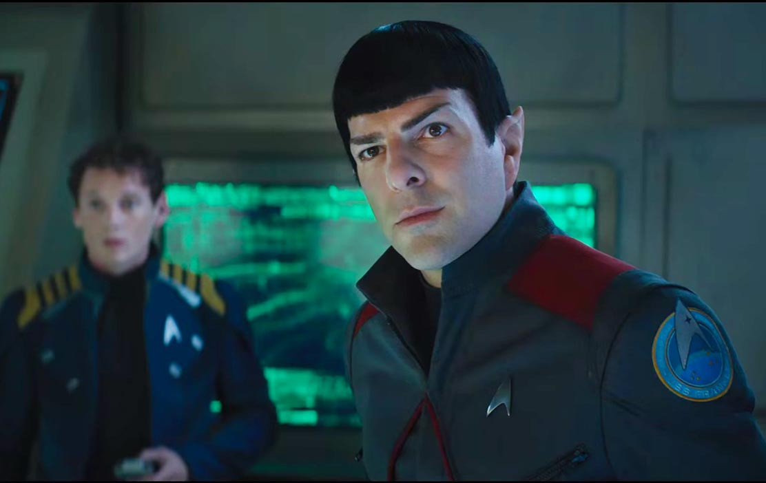 Star trek beyond zachary quinto pictures