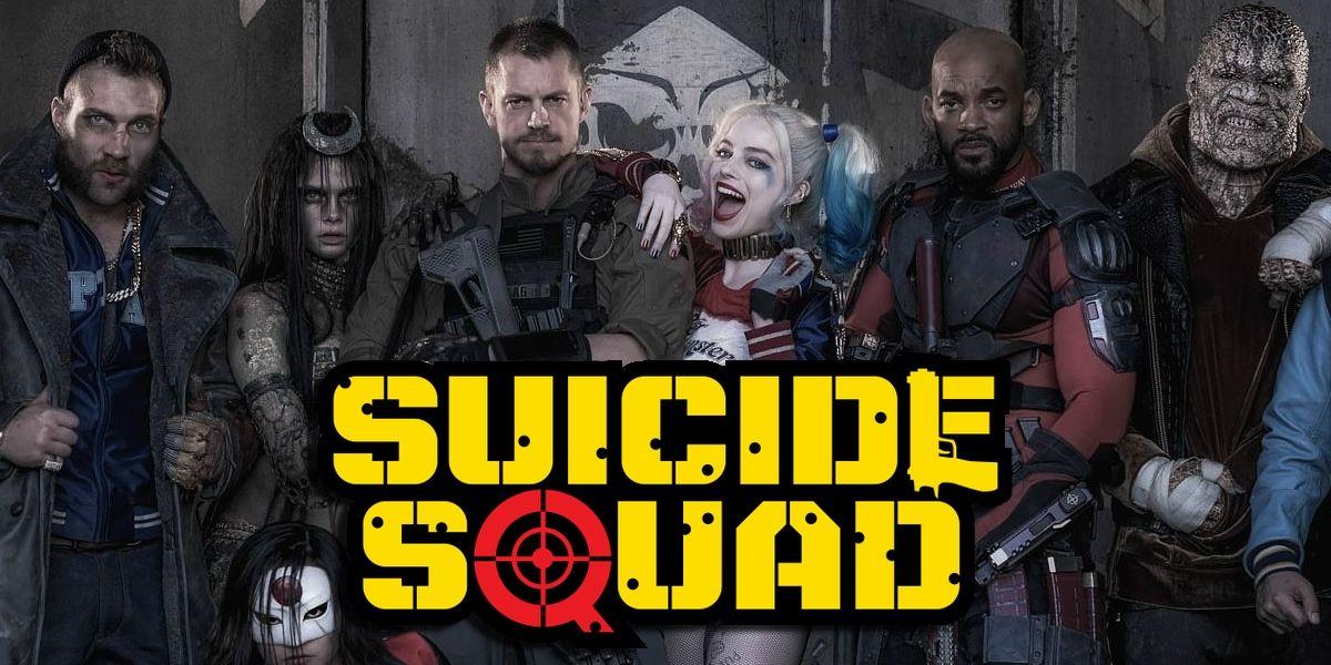 Suicide squad movie photos