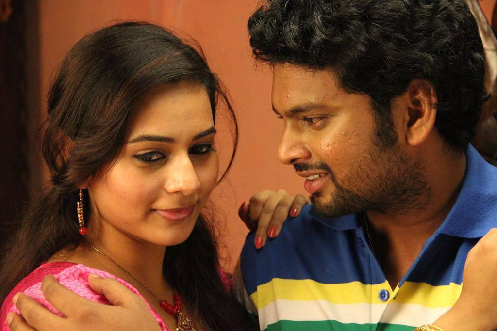 Vellikilamai 13 thethi devil actress shravya and hero stills