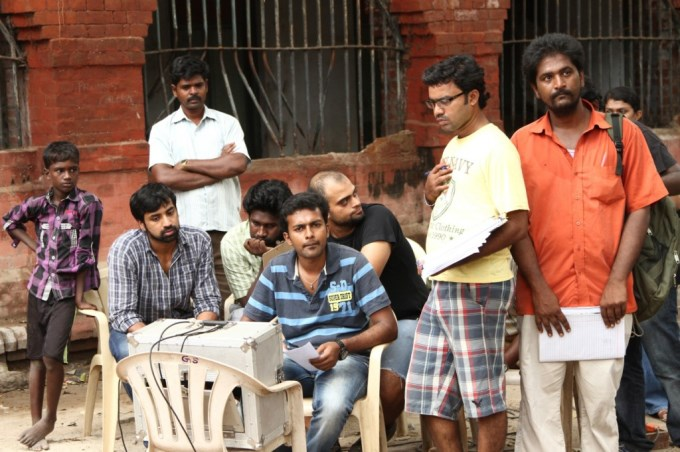 54321 movie working stills