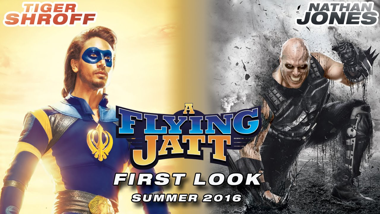 A flying jatt bollywood film photos