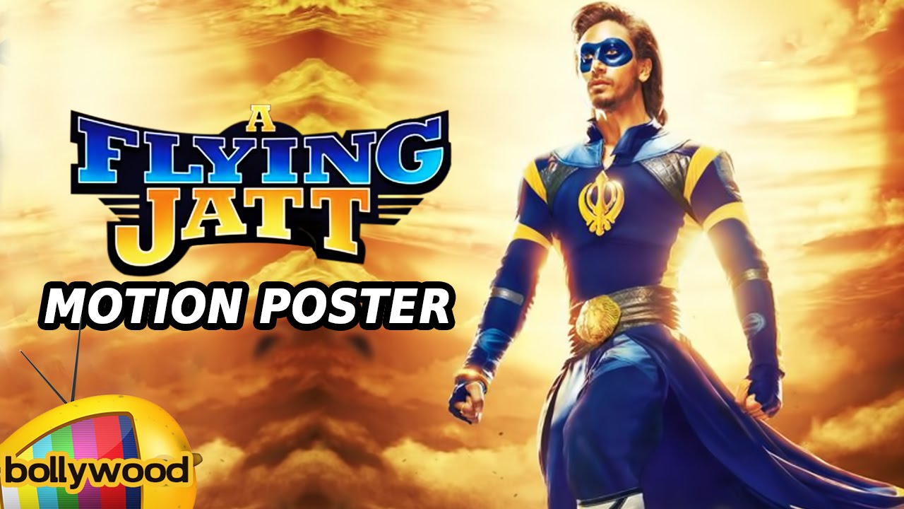 A flying jatt bollywood film stills
