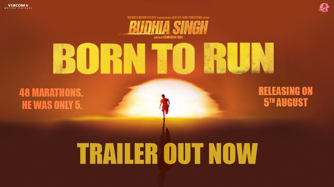 Budhia singh born to run images