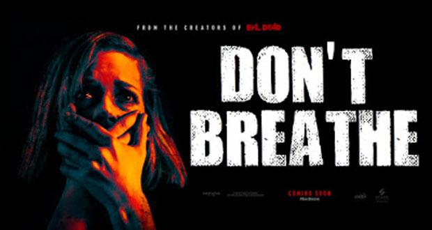 Dont breathe film poster