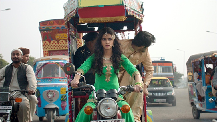 Happy bhaag jayegi movie diana penty stills