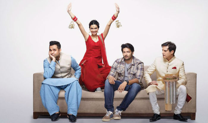 Happy bhaag jayegi wallpaper