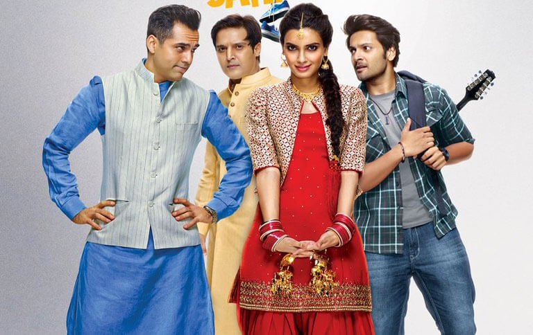 Happy bhag jayegi film pictures