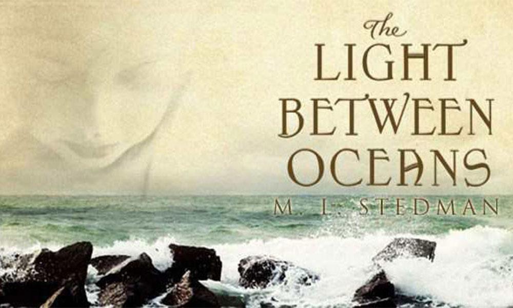 Light between ocean movie poster