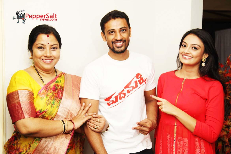 Madamakki film hero tanush kannada actor stills