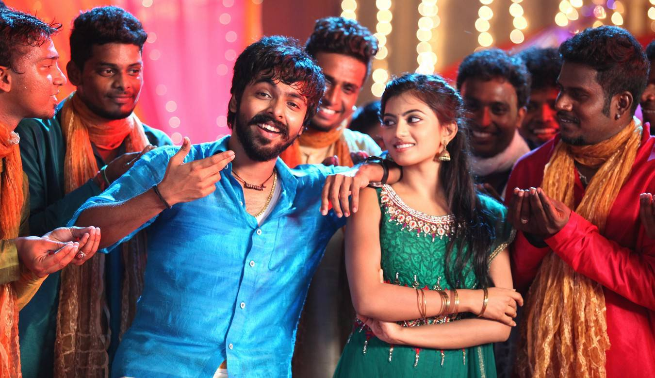 Naku inko perundi movie anandhi gv prakash photos