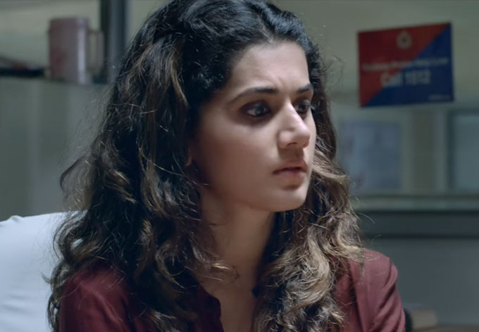 Pink actress taapsee pannu images