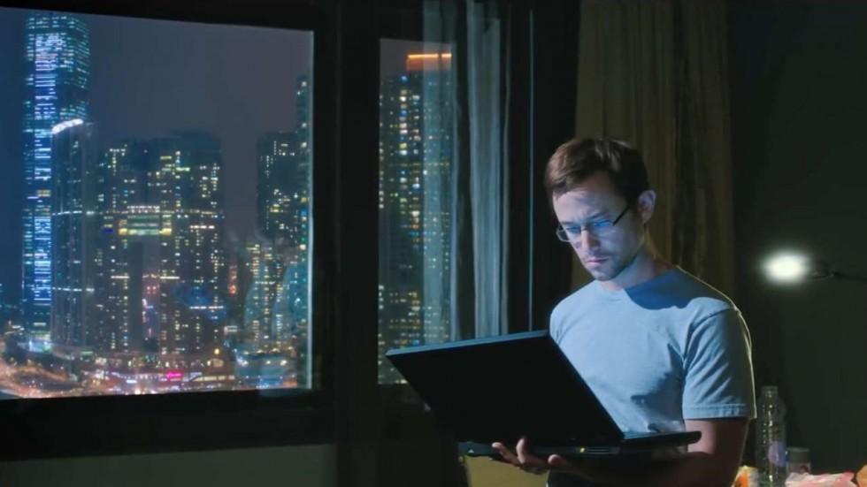Snowden film pictures