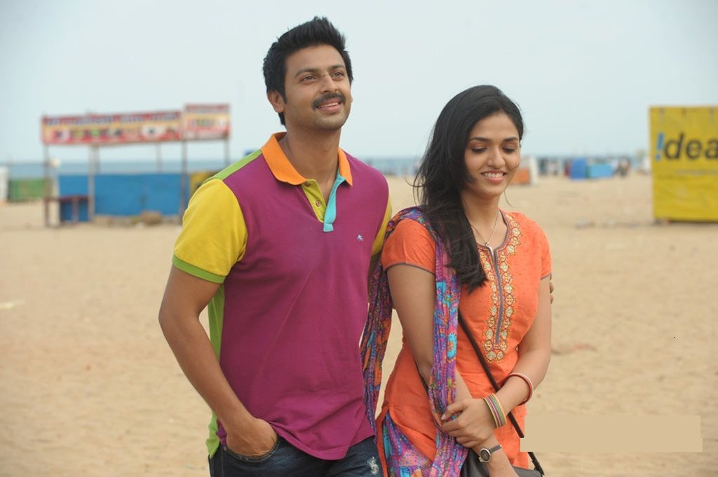 Sunaina in nambiar movie stills