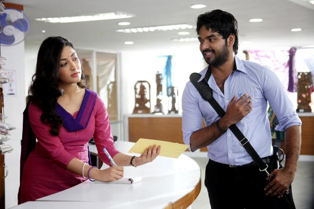 Tamilselvanum thaniyar anjalum actor jai actress yami gautam