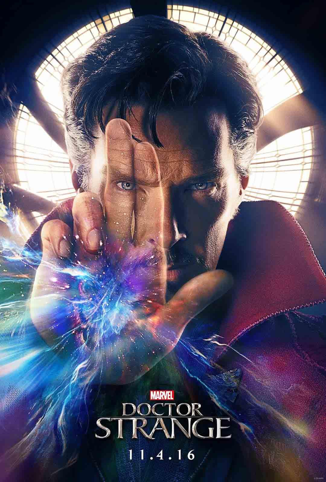 2016 doctor strange hollywood movie stills