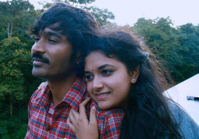 Dhanush keerthy suresh thodari movie