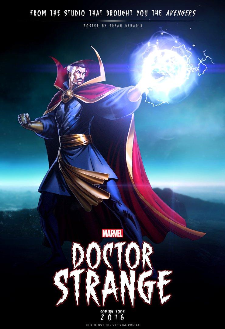 Doctor strange movie 2016 images