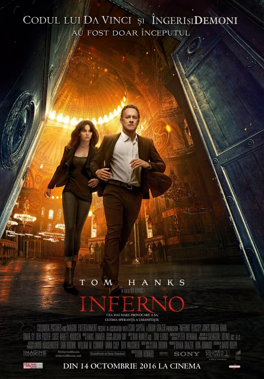 Inferno 2016 poster