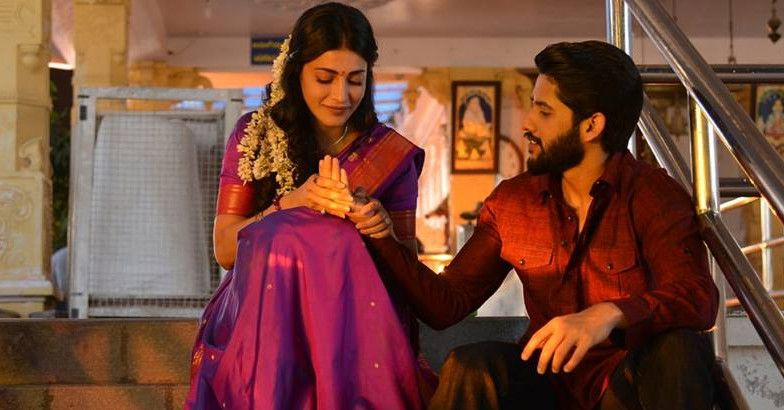Naga chaitanya shruti haasan in premam film stills