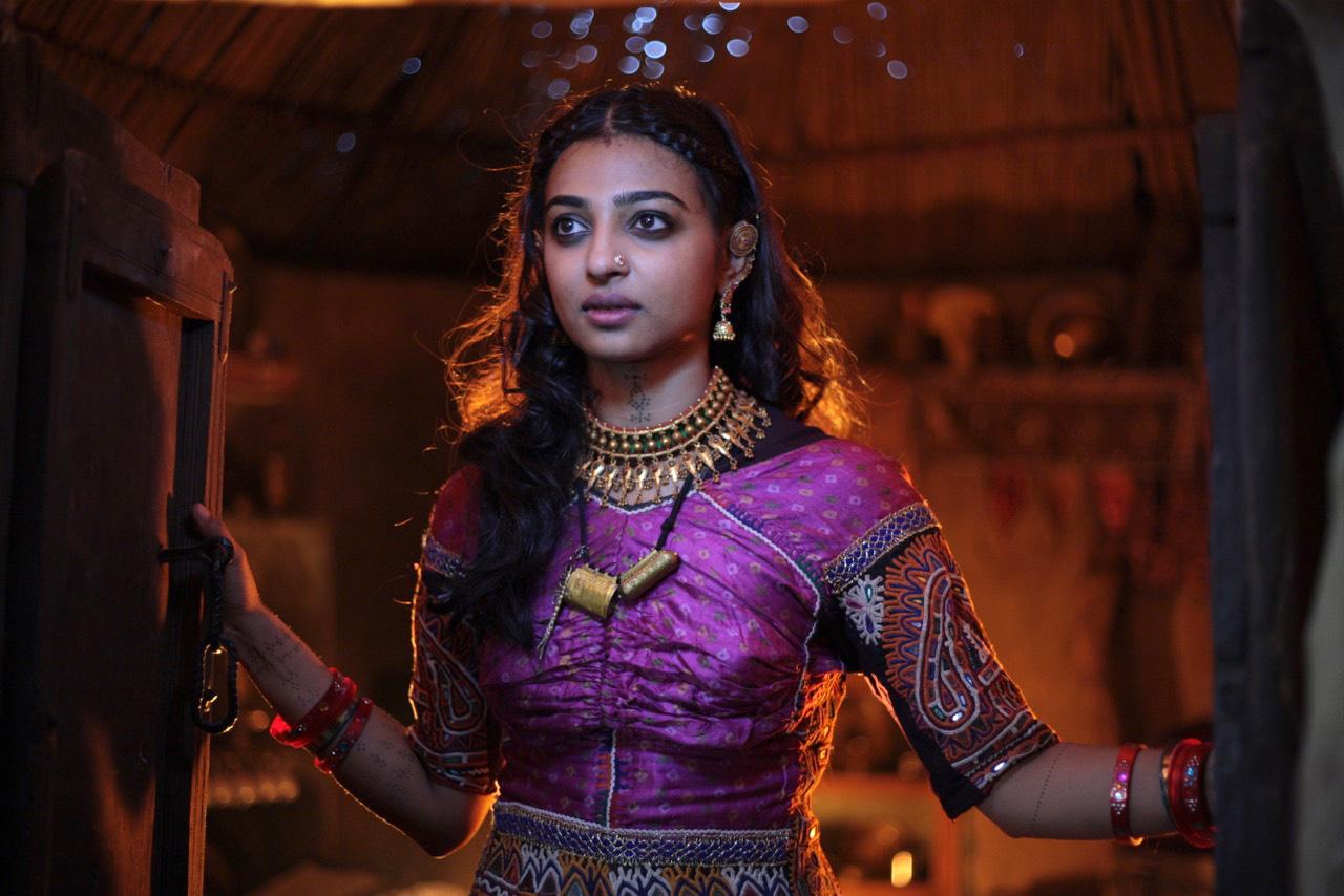 Parched movie actress radhika apte stills
