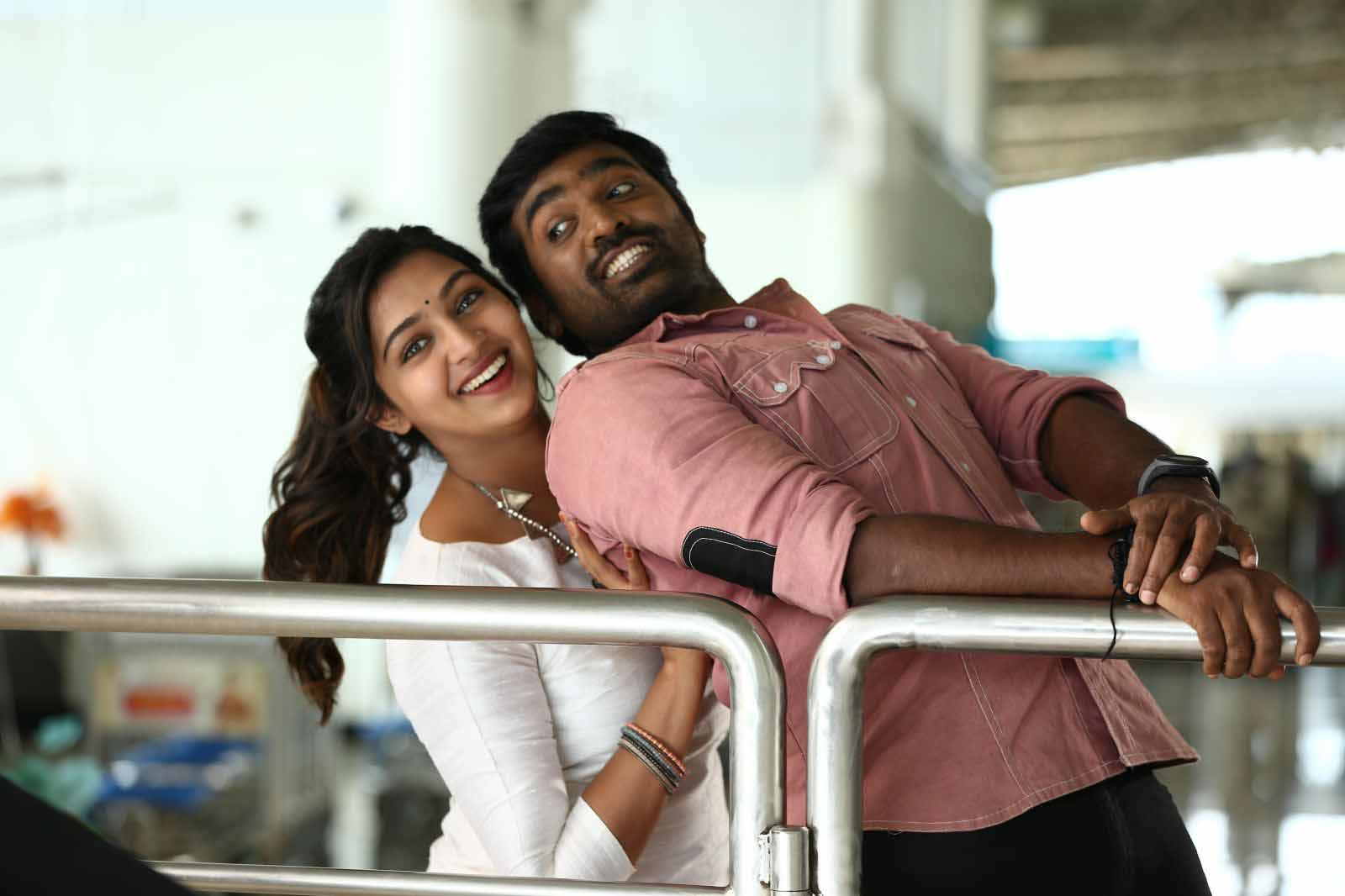Rekka movie actors vijay sethupathi lakshmi menon stills