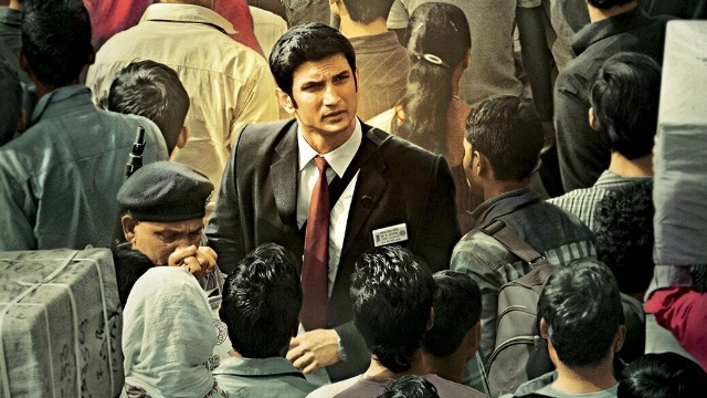 Sushant singh rajput in ms dhoni the untold story film pics