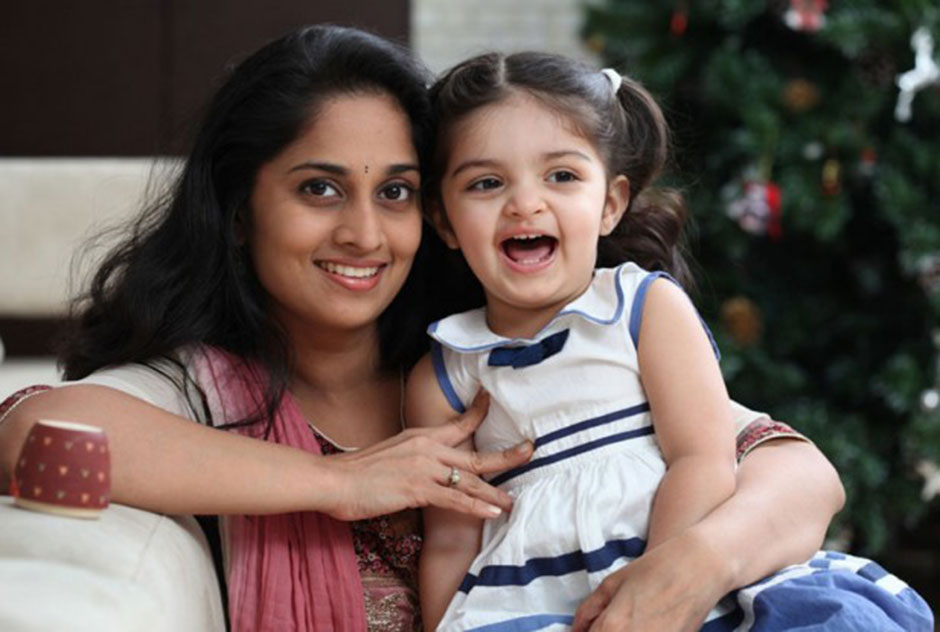 Ajith shalini daughter anoushka baby photos