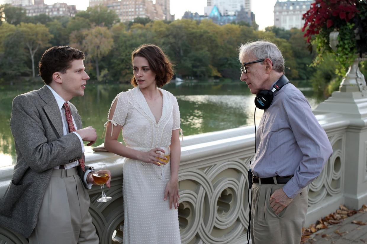 Cafe society movie pictures