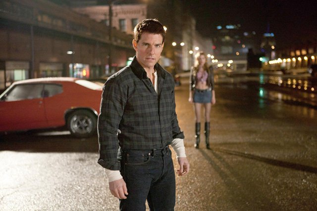 Jack reacher never go back tom cruise cobie smulders picture