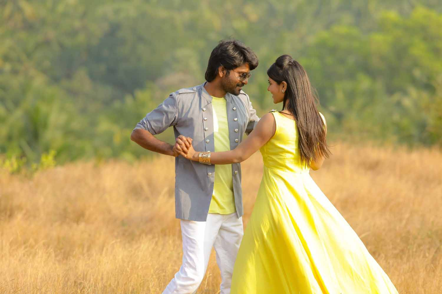 Kadalai movie dance photos