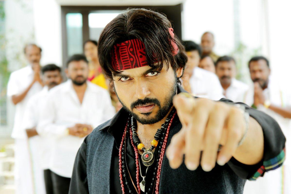 Kashmora actors karthi pictures