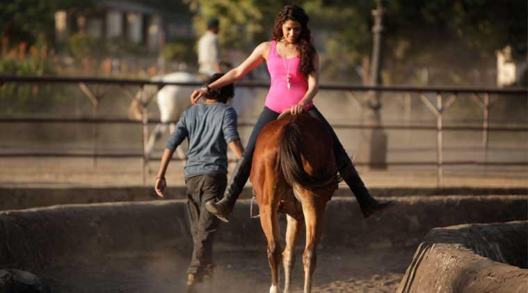 Mirzya movie actress saiyami kher photos